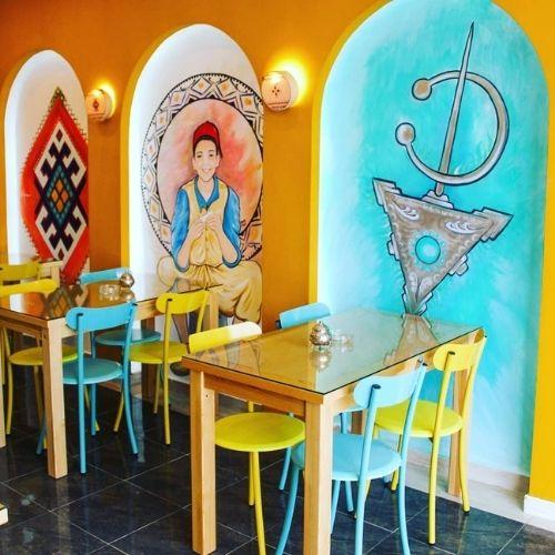 restaurant trekken khzama sousse