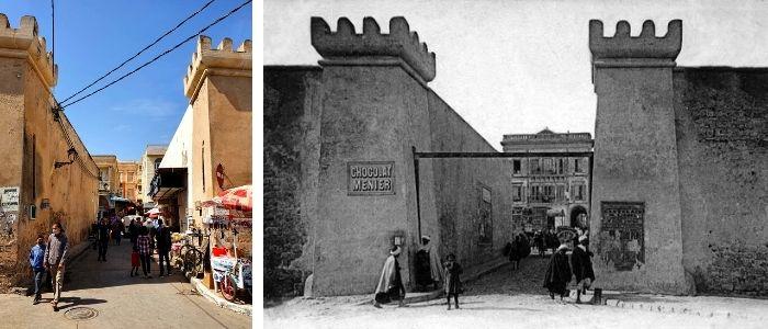 Bab jedid - Sousse médina
