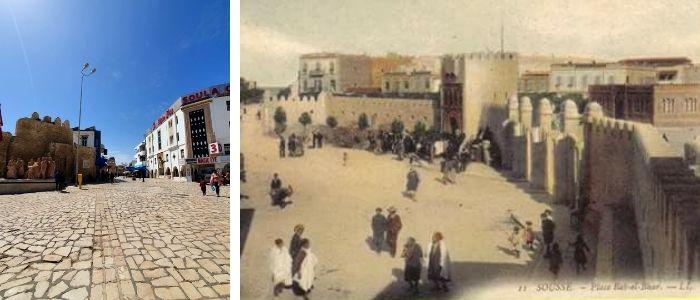 Bab bahr - Sousse médina