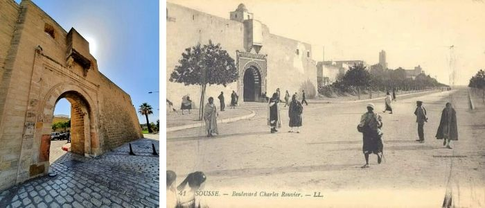 Bab el gharbi medina sousse